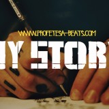 My Story Rap Beat Instrumental Hip-Hop Beatz Profetesa Production