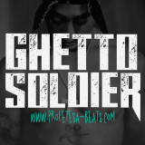 Profetesa Beats Ghetto Soldier Rap Beat Instrumental with Hook Scratch