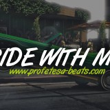 Ride With Me 90's old school west coast rap beat instrumental profetesa beats