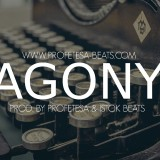 Storytelling rap beat AGONY