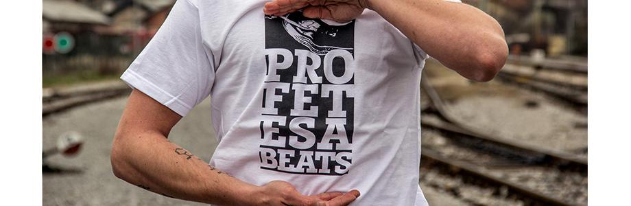 PROFETESA T-SHIRT WHITE